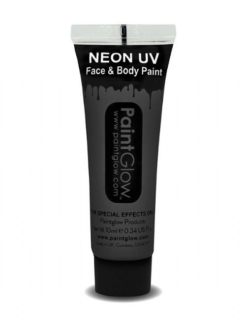 Neon UV - Face and Body Paint - Black